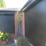 Motorised Window Roller Shutters