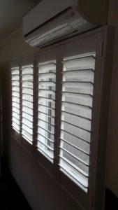 plantation shutter