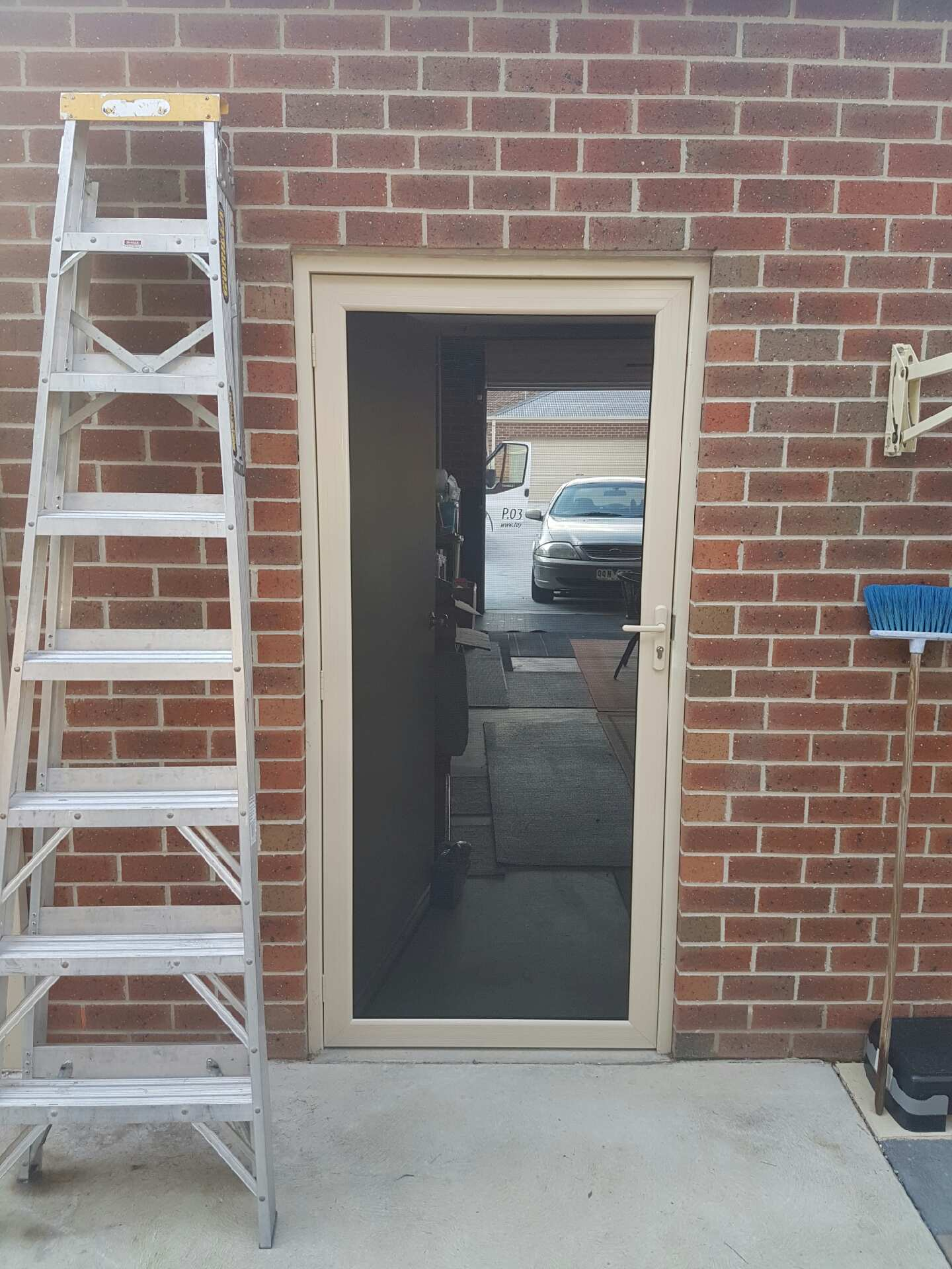 Security Doors Ballarat & Security Doors and Windows - Taylor and Stirling Blinds Curtains ...