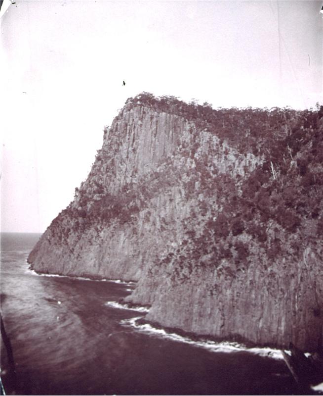 Bruny sland Fluted Cape