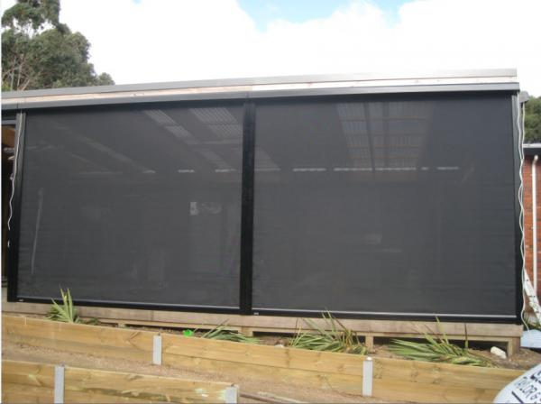 zipscreen outdoor blinds