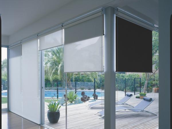 Dual Roller Blinds Taylor And Stirling Blinds Curtains