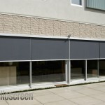 HelioScreen outdoor blinds