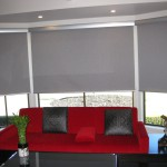 commercial roller blinds
