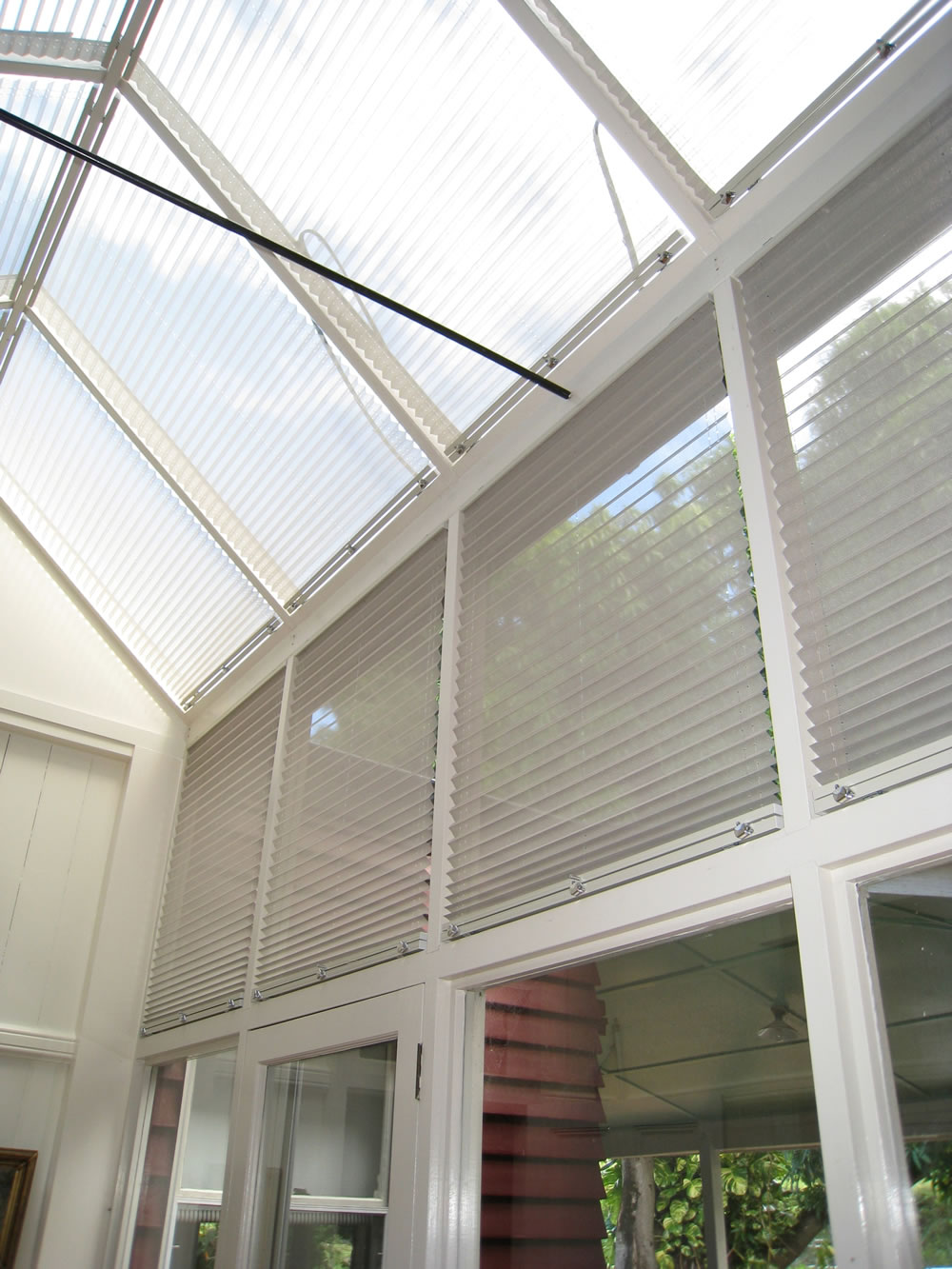 blinds for skylight