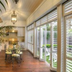 plantation shutters outdoor