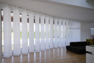 silient gliss vertical blind