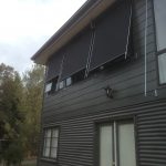 Motorised Awnings, outdoor blinds