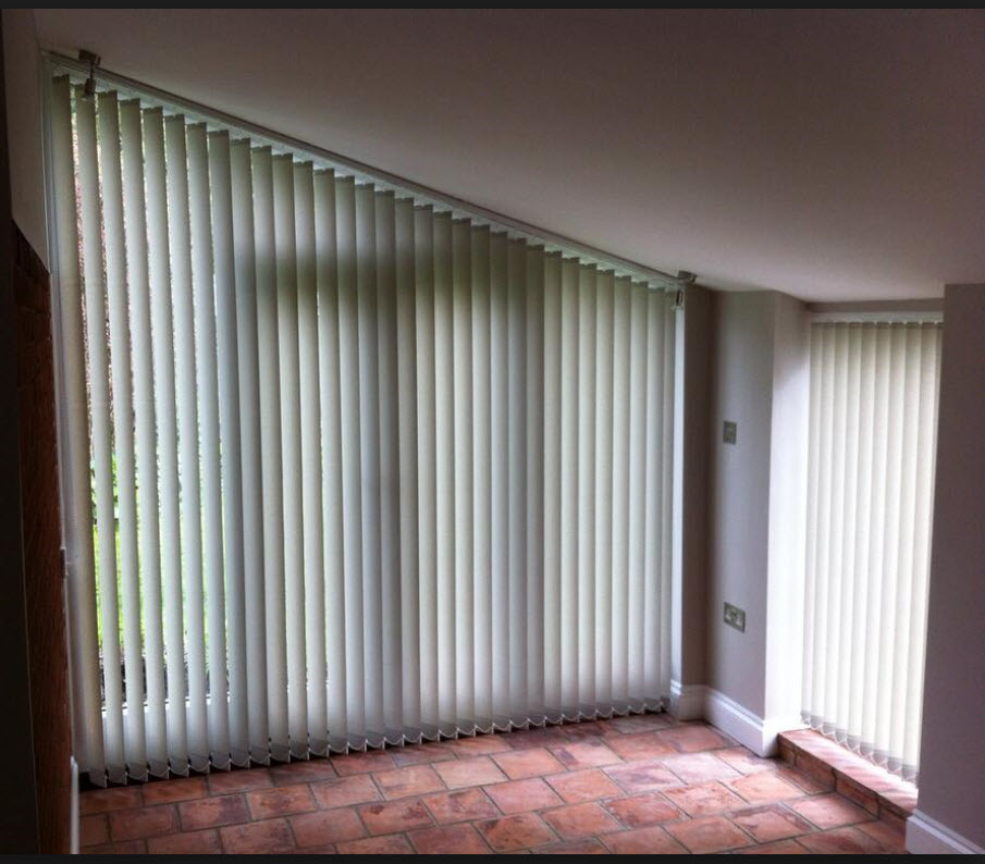 blinds for sloping windows