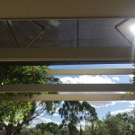 folding arm awning in daylesford - mesh