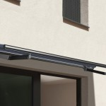 folding arm awning