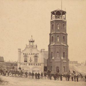 Ballarat East Firebrigade
