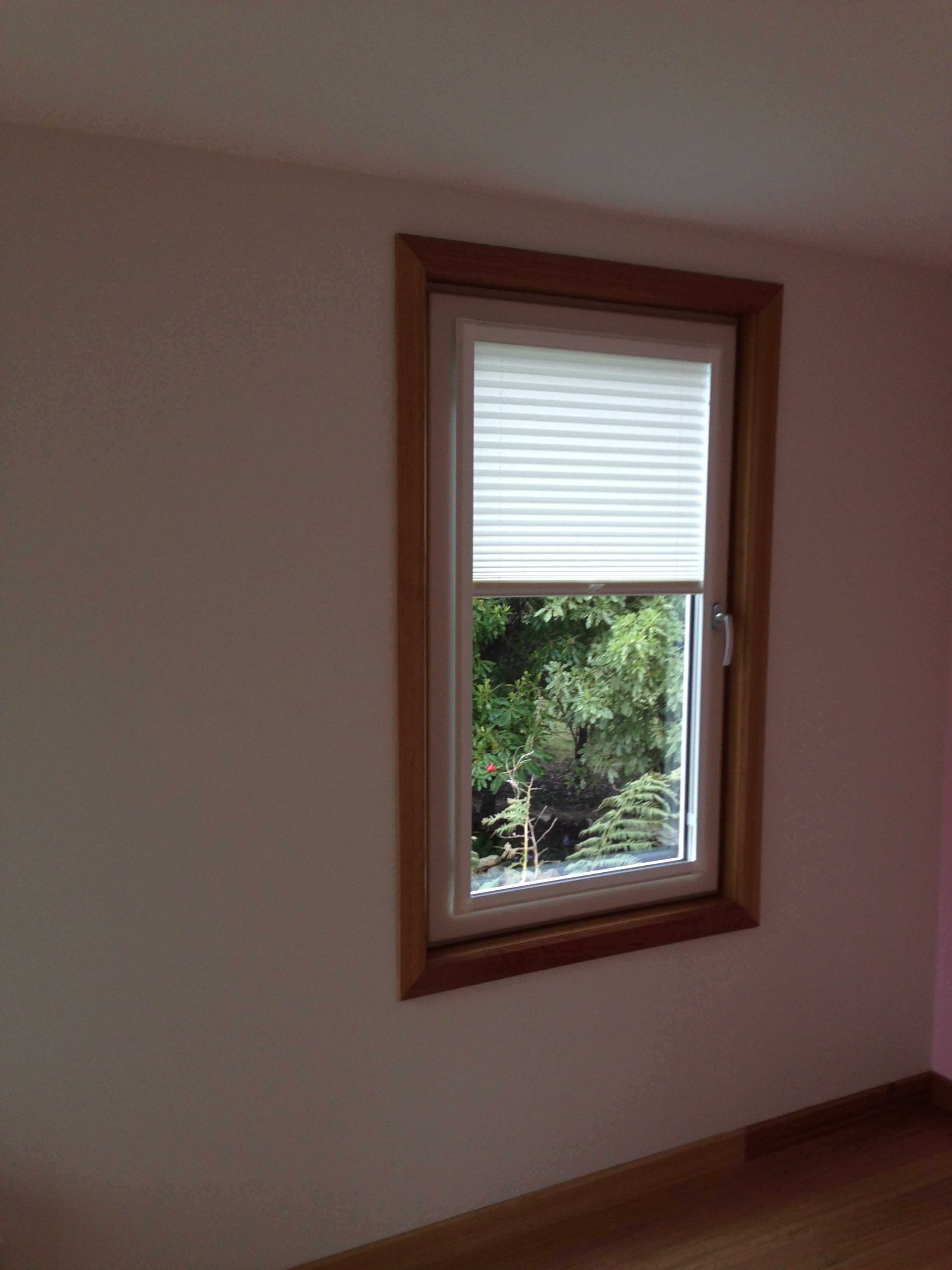 Perfect Fit Blinds for UPVC windows in Hobart