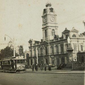 ballarat old town hall