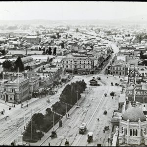 Ballarat Surt St looking East