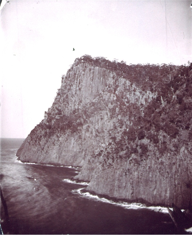 Bruny sland Fluted Cape