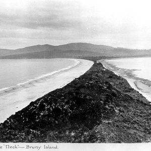 bruny island - the neck