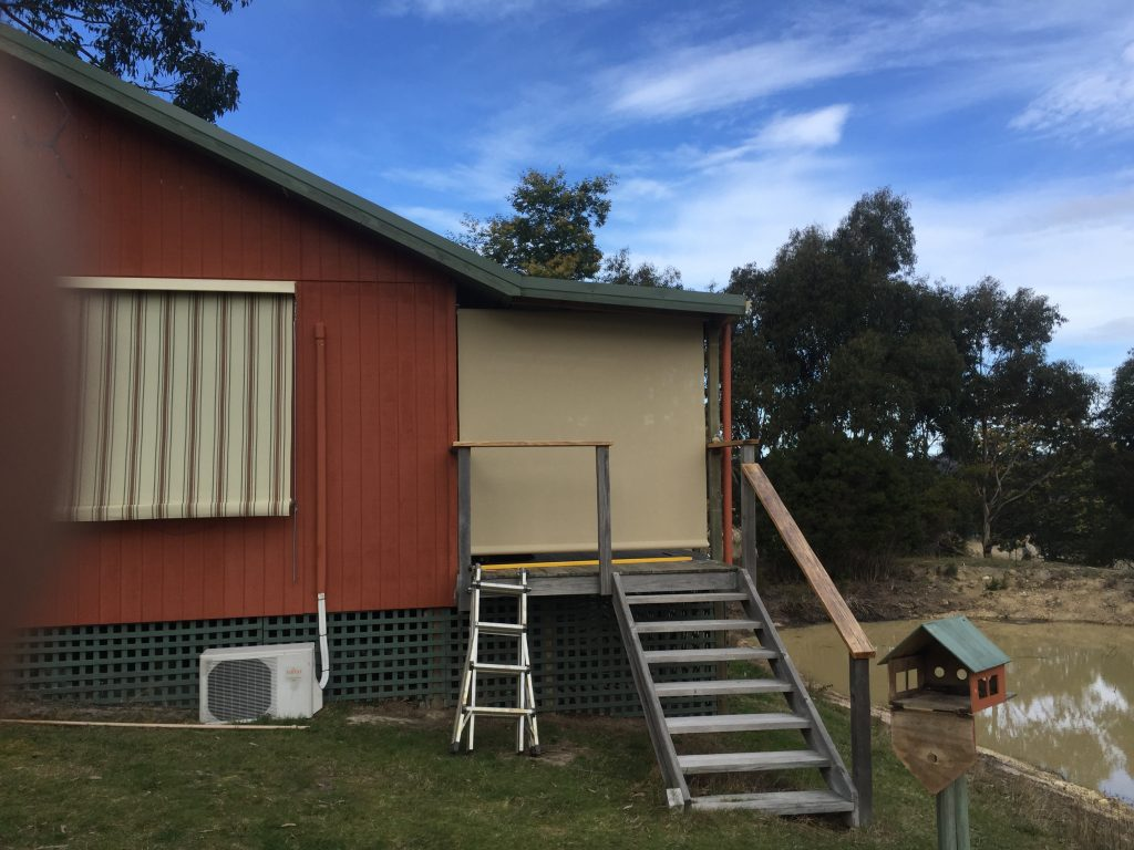 pation blinds bruny island