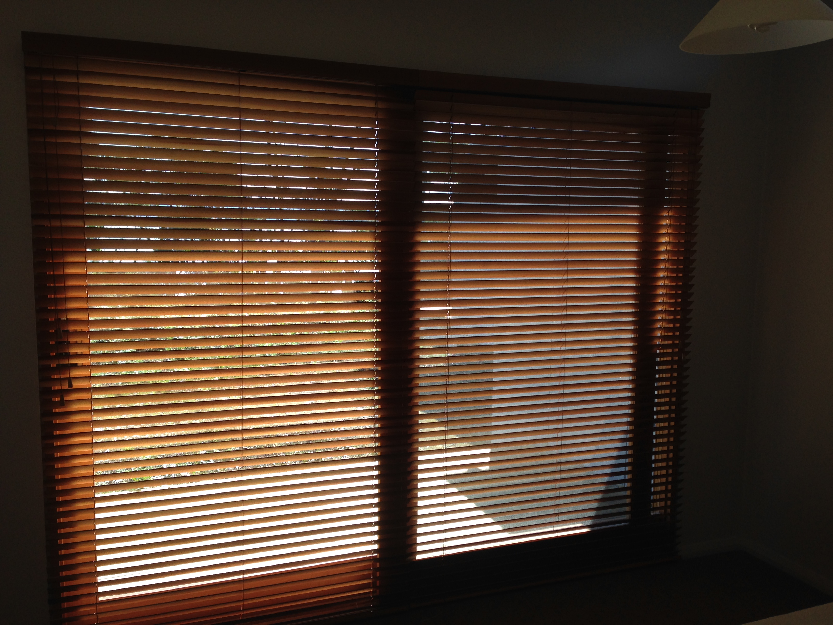 cendar venetian blinds