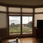 honeycomb blinds Bruny Island