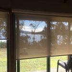 sunscreen roller blinds Bruny Island