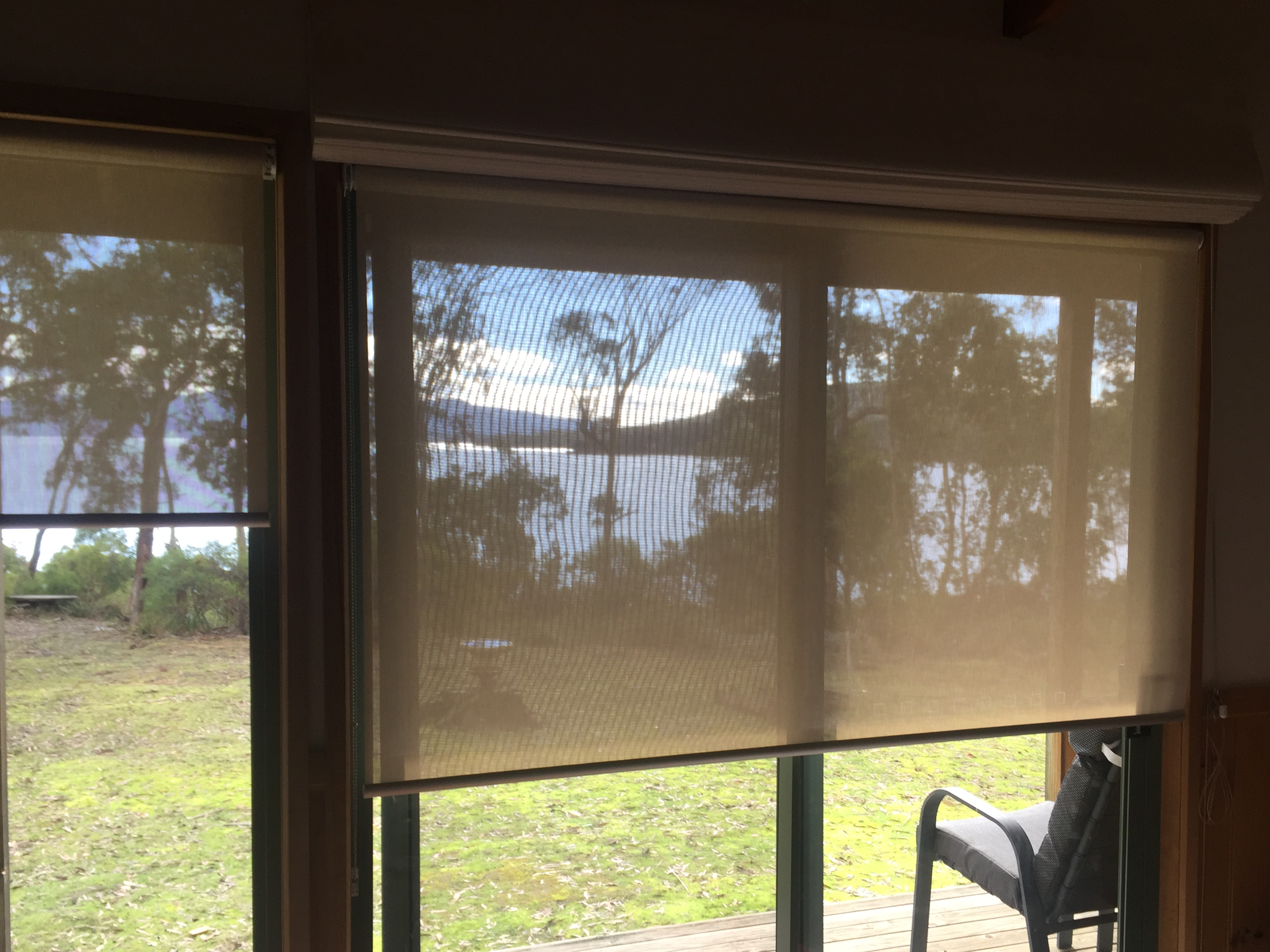 Sunscreen Roller Blinds Taylor And Stirling Blinds