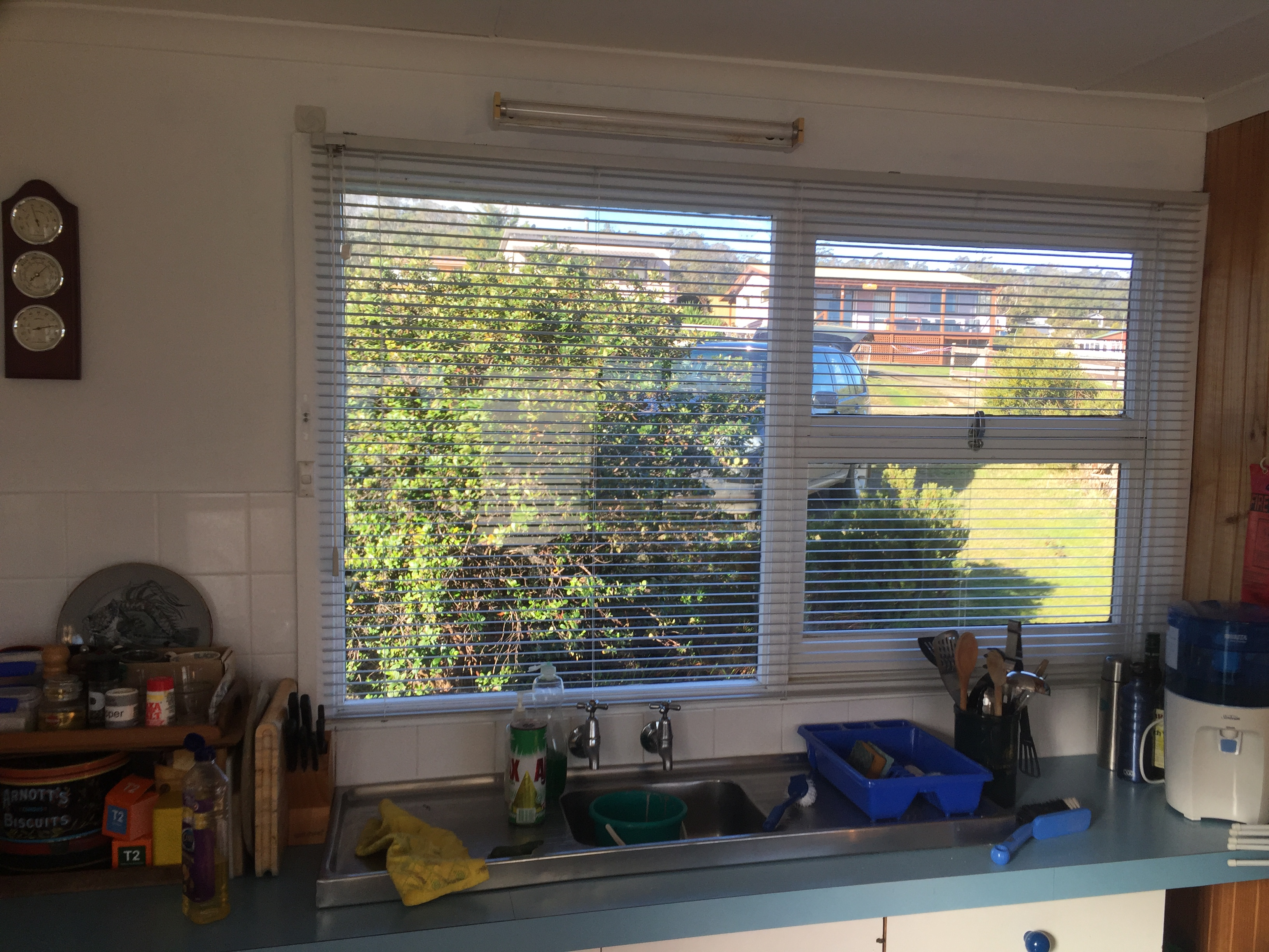 Venetian Blinds Bruny Island