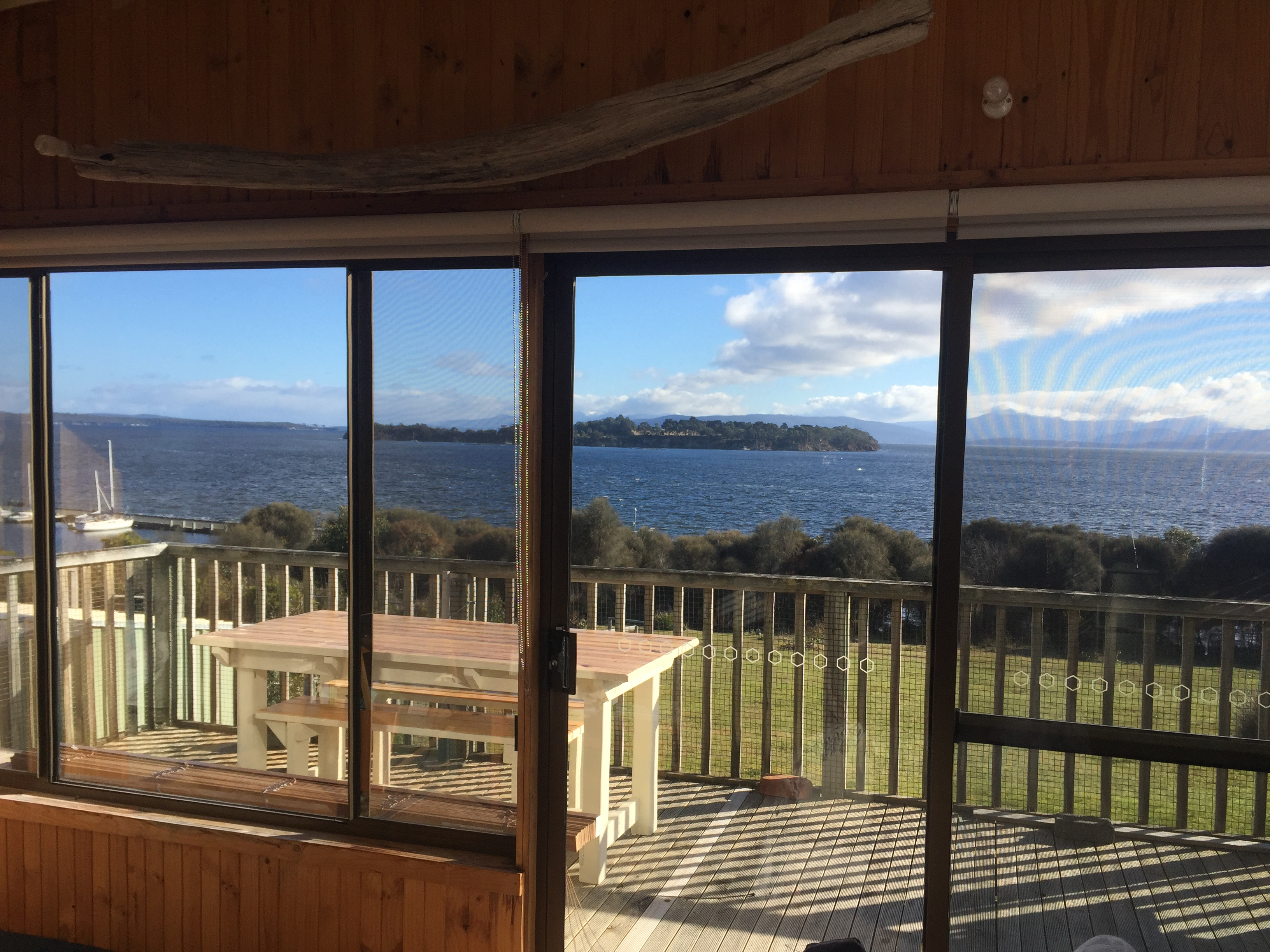 translucent roller blinds Bruny Island Blinds