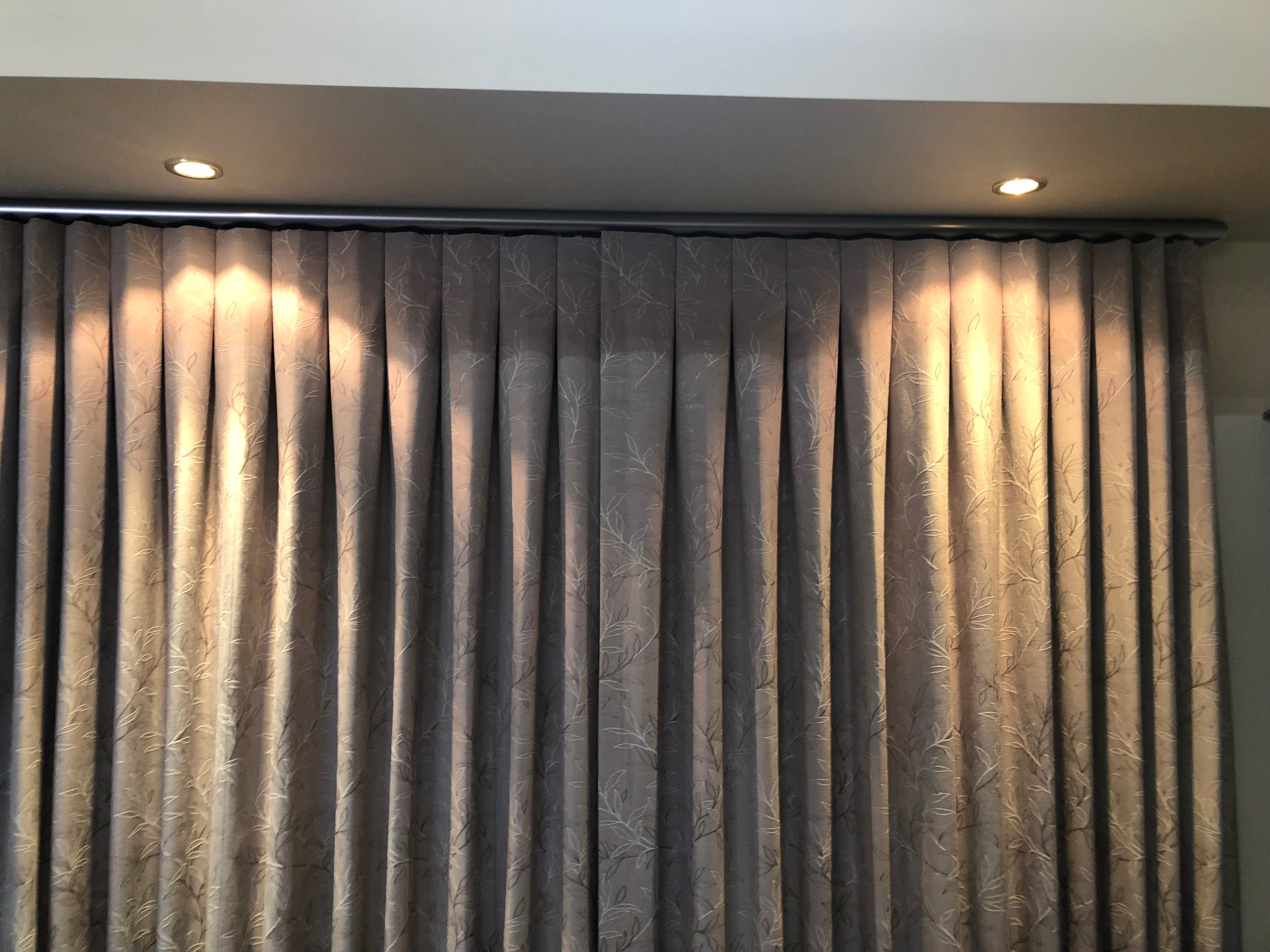 Stackless Curtain