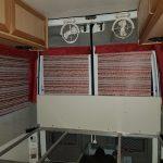 Caravan roller blinds
