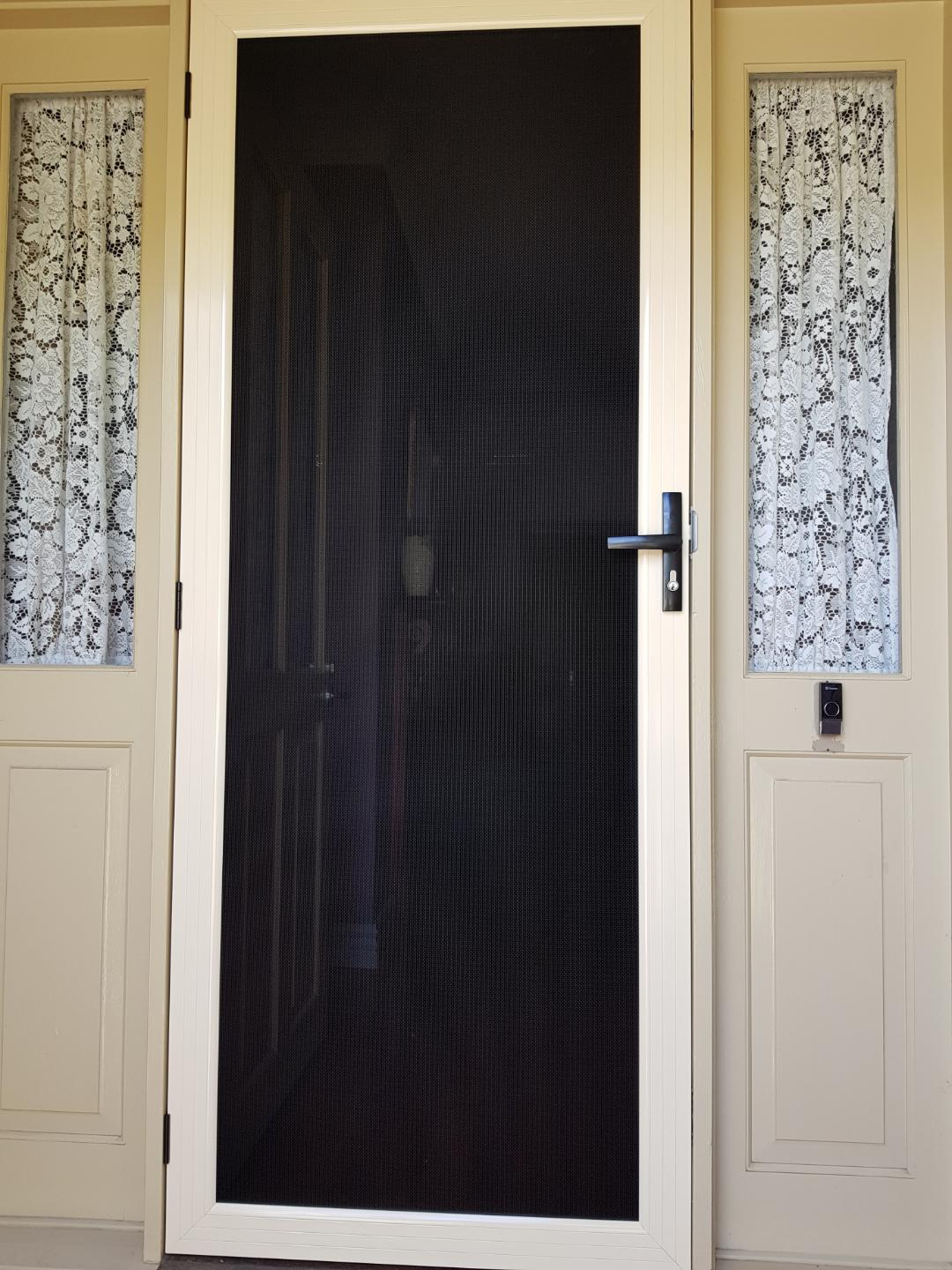 Security Doors Screens Taylor And Stirling Blinds Curtains Awnings