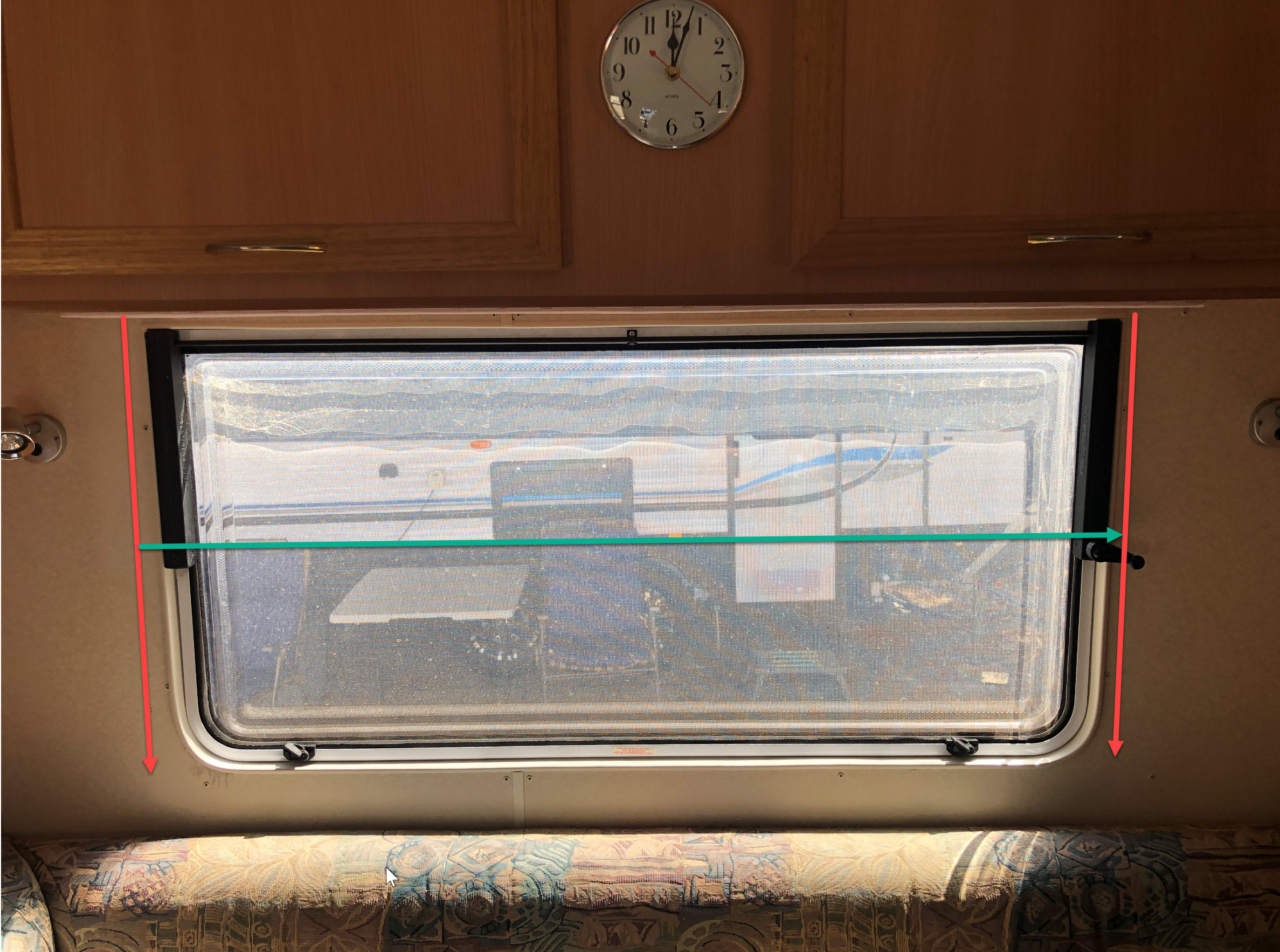 Caravan Blinds Amp Curtains Taylor And Stirling Blinds Curtains Amp Awnings