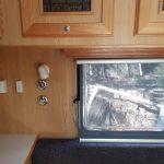 caravan dual blinds