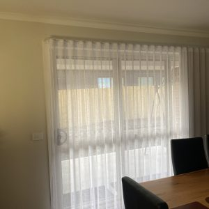 s-fold curtains