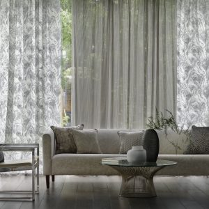 sheer curtains - clarke and clarke