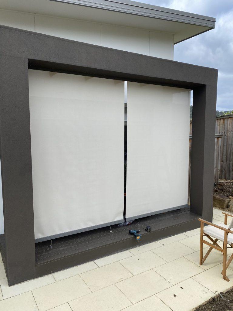 patio blind